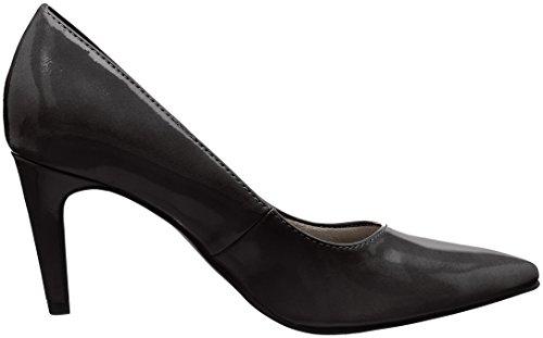 Tacco 22447 Nero Patent Donna black Tamaris Scarpe Con Atvn11B