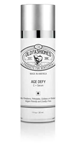 Age Defy - Vitamin C Serum for Men/Anti-Aging/Dehydrated/Hyperpigmentation