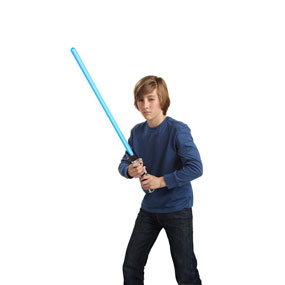 Star Wars Anakin to Darth Vader Color Change Lightsaber