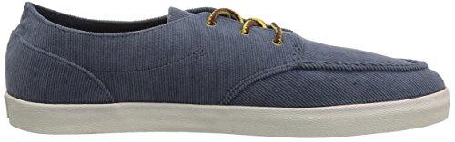 Reef Mens Deck Mano 2 Tx Fashion Sneaker Blu / Ombre