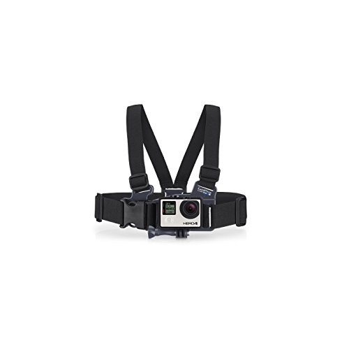 GoPro Junior Chest Mount (GoPro Official Mount) (For Harness Chest Kids Gopro)