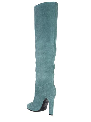 Ferretti Donna Pelle Stivali A620380020379 Alberta Verde qEAHxdqw