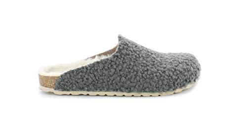 Bayton Malo Slippers, Anthracite