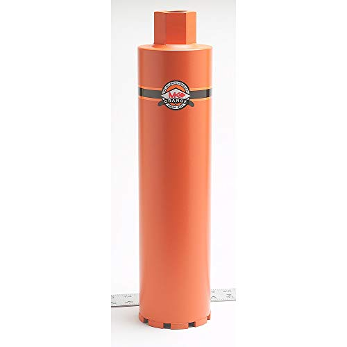 MK Diamond 156352 2-Inch Orange Premium Grade Core Bit For Concrete & Asphalt