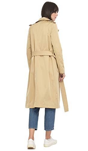 On Long Parle Femme Beige Coat De Trench Vous r8rwSxAqv