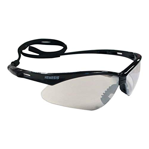 (Jackson Safety 3000357 V30 Nemesis Indoor/Outdoor Lens Safety Eyewear, 1-Pack)