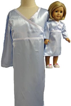 一致する少女と人形ClothesブルーNightgownサイズ6 B00ZSLJTS0 B00ZSLJTS0, lovestory-shop1:62176694 --- arvoreazul.com.br