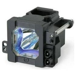 (Electrified TS-CL110UAA Replacement Lamp with Housing for JVC TVs)