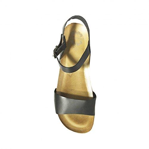 Porronet - Sandalias para mujer negro