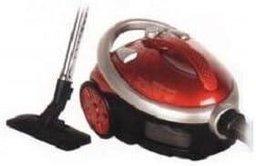 Orbegozo - Aspirador Ap7021, 2200W, Sin Bolsa, Rojo, Filtro Hepa, Regulador Electronico: Amazon.es: Hogar