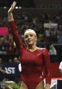 Nastia Liukin 8X10 Photo - 2008 Olympic Gymnast #34