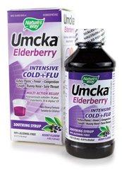 Umcka Sureau - Intensive + froid grippe Berry 4 fl.oz