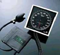 Welch Allyn Sphygmomanometer Aneroid Wall Model LF 1 Piece Adult Cuff EaPart No. 7670-01