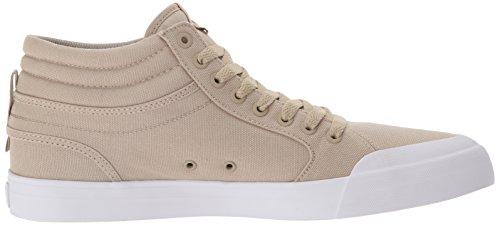 De Chaussures Salut Smith Couleur Hommes Haute Dc La Peau Haut Evan qtpnR81