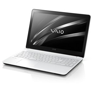 VAIO 15.5型ノートパソコン VAIO Fit15E ホワイト VJF15690111Wの商品画像