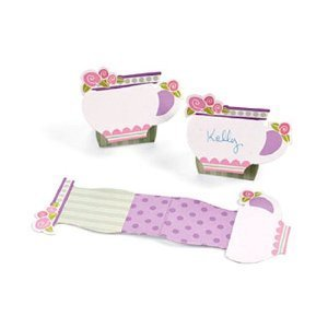 Tea Party Place Cards (1 dz) by Fun (Tea Party Games)