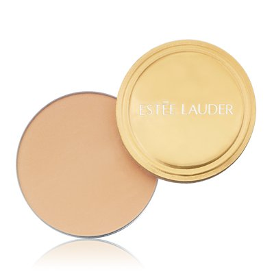 Estee Lauder Perfecting Pressed Powder Refill With Puff 01 Translucent Small Size 0.1 Ounce / 3.08 Gram