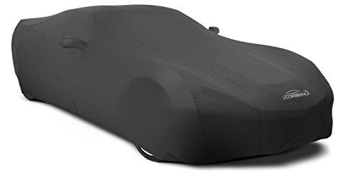 Coverking CVC3SP82CH9615 Charcoal Custom Fit Car Cover (for Select 2014-2016 Chevrolet Corvette Stingray Model Stormproof)