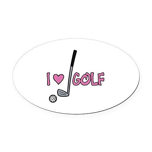 Golf Ball Car Magnet - 3