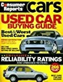 Used Car Buying Guide 2007, Editors of Consumer Reports, 1933524162