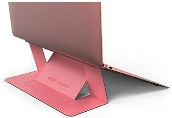 DesignNest Laptopst/änder Laptop Moft Stand Pad bis 15,6 Zoll Nanotechnologie bis 8 kg Silber