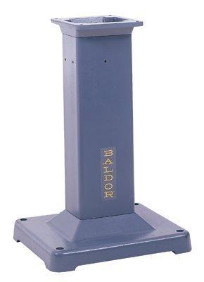 Baldor Electric Ga20 30'' Pedestal F/8-14'' Grinders & 3/4-10hp