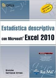 Amazon.com: Estadistica Descriptiva Con Microsoft Excel 2010 ...