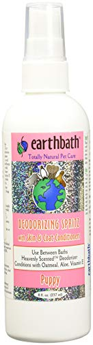 Earthbath Totally Natural Deodorizing Spritz for Puppies, 8-