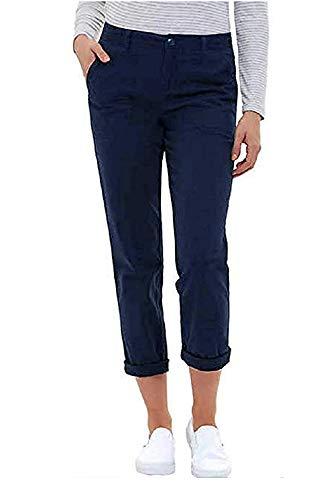 Jones New York Ladies' Chino Pant (Variety) (Navy, 8)