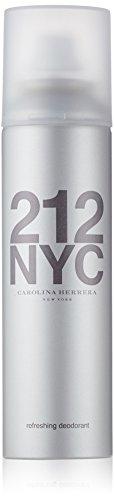 Carolina Herrera 212 Femme Refreshing Deodorant Spray 5.1oz (150ml) - Femme Deodorant Perfume