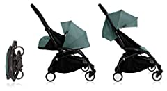 Famous worldwide for its easy, instant folding and compact overhead cabin luggage size, the new BABYZEN YOYO+ can now be used with a car seat as well. From birth, you can switch from the 0+ newborn nest, stylish rear-facing stroller, to a com...