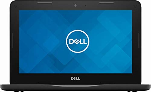 2018 Flagship Dell Inspiron 11.6' HD Chromebook, Intel Dual-Core Celeron N3060 up to 2.48GHz, 4GB RAM 16GB SSD HDMI USB Bluetooth 802.11ac HD Webcam Chrome OS