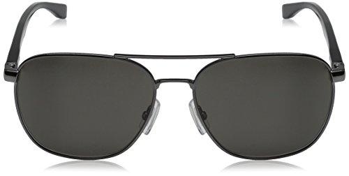 Boss Ruthenium Black 0701 Hugo de Gafas Brown S Grey Negro Dark SOL Uw8qtA
