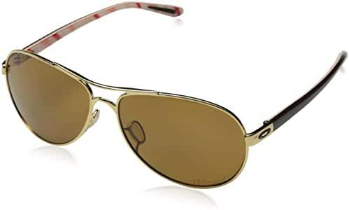 Oakley Feedback Polarized Aviator Sunglasses