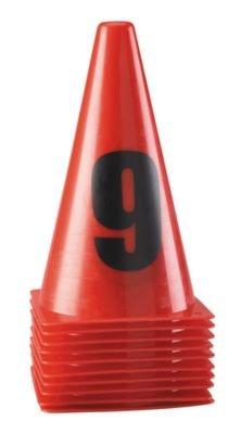 9 athletic cones - 5