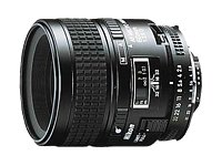 Nikon Nikkor 60mm F/2.8D AF Micro Prime Lens for Nikon DSLR Camera Camera Lenses