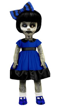 Mezco Toyz Living Dead Dolls Twisted Love Violet ()