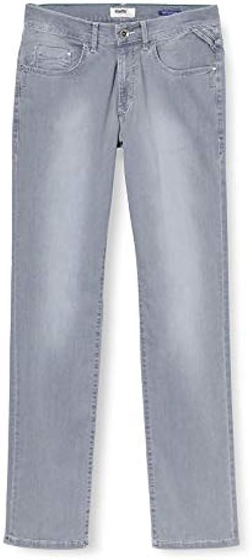 Pioneer Eric Megaflex Straight Jeans męski: Odzież