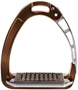 Acavallo Arena Aluplus Safety Steigbügel Sicherheitssteigbügel Bronze