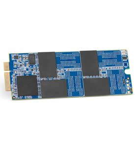 OWC 480GB Aura Pro 6G Solid-State Drive for 2012-2013 MacBook Pro with Retina display.