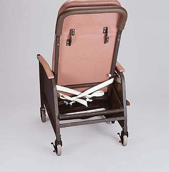 Skilcare Pelvic Slider Wheelchair or Recliner Safety Belt
