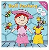 Doll Factory (Touch and Feel / Pop Up Book)