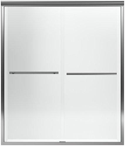 KOHLER K-709064-L-SHP Gradient Sliding Shower Door, 70-1/16