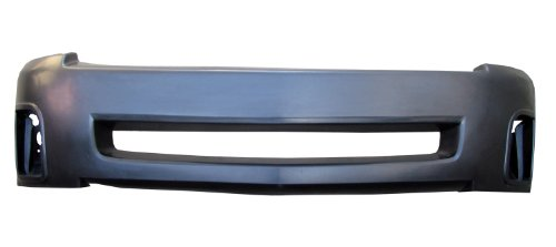 08 chevy silverado ss bumper - 5
