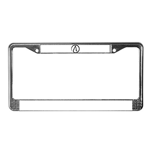Top atheist license plate frame for 2019