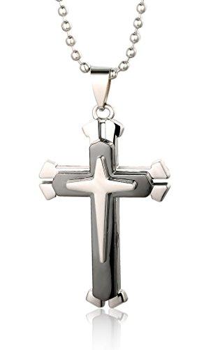Cross Ball Chain - 1