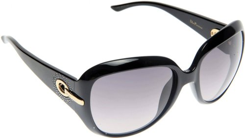 Christian Dior CD PRECIEUSE D28EU Black Sunglasses