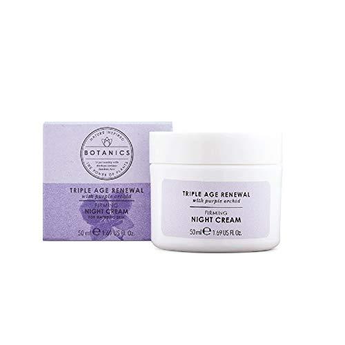 - BOOTS Botanics Triple Age Renewal Night Cream