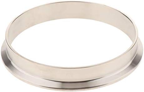 Generic フェルールトライクランプタイプステンレス鋼SUS 304の衛生パイプ溶接 - B