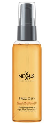 Nexxus Oil Treatment, Frizz Defy Leave-In 2 oz by Nexxus